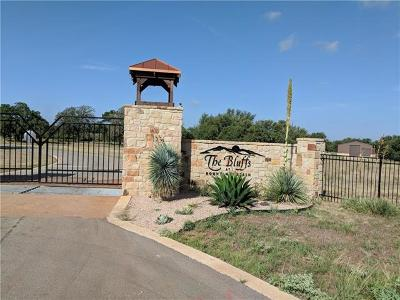 Round Mountain TX Residential Lots & Land For Sale: $125,000