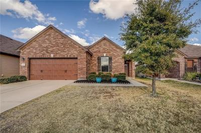Pflugerville Single Family Home For Sale: 824 Watson Way