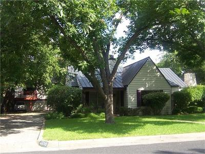 Travis County, Williamson County Single Family Home For Sale: 4408 Ramsey Ave