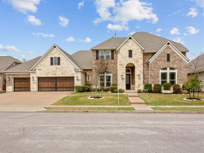 Round Rock Single Family Home For Sale: 3024 Oak Vista Ln