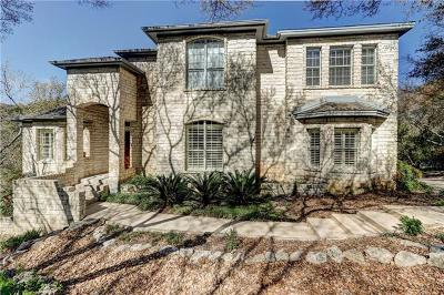 Austin Single Family Home For Sale: 9608 Bitternut Cv