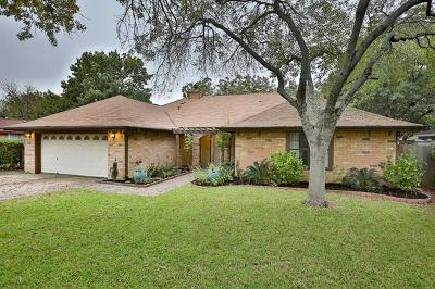 Round Rock Single Family Home For Sale: 2308 Oxford Blvd