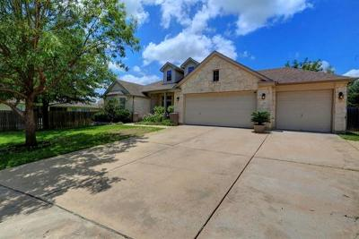 Pflugerville Single Family Home For Sale: 1218 Swenson Farms Blvd