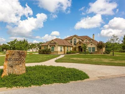 Leander Single Family Home For Sale: 1907 Rio Seco