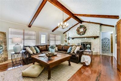 Georgetown Single Family Home Pending - Taking Backups: 106 Spanish Oak Cir
