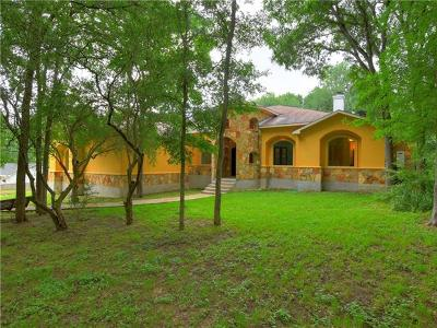 Bastrop County Single Family Home For Sale: 117 Trinity St
