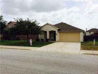 Hutto TX Single Family Home Sold: $159,000