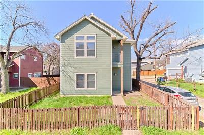 Austin Single Family Home Pending - Taking Backups: 1304 Chicon St