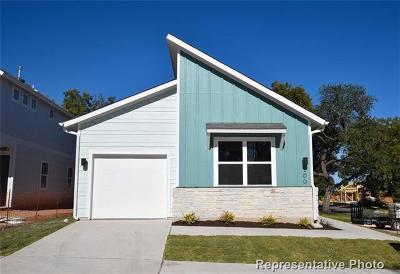 Austin Single Family Home For Sale: 201 Virtus Bnd