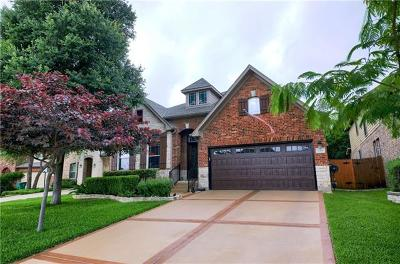 Cedar Park Single Family Home For Sale: 733 Edwards Walk Dr