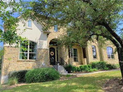 Rocky Creek, Rocky Creek Ranch Sec 01, Rocky Crk Ranch Sec 1, Rocky Crk Ranch Sec 2 Single Family Home For Sale: 17000 Dawn Flower Cv