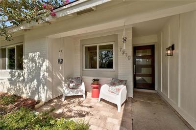 Travis County Single Family Home For Sale: 7210 Eganhill Dr