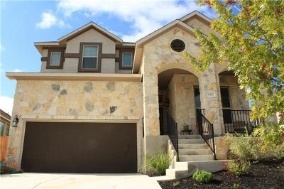 Austin Single Family Home For Sale: 6217 Llano Stage Trl