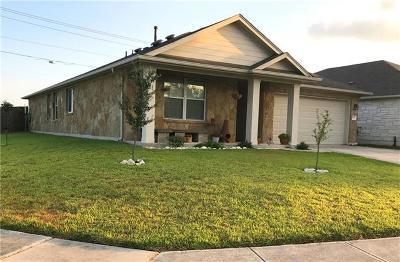 Buda Single Family Home For Sale: 1431 Stone Rim Loop