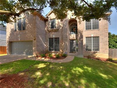 Austin Single Family Home For Sale: 15505 Wilmont Cv