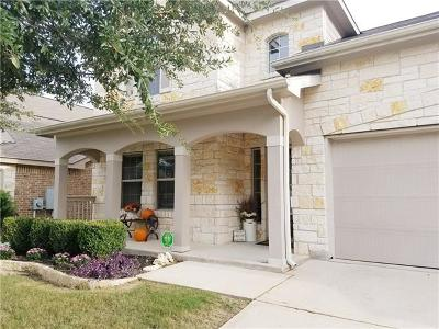 Liberty Hill Single Family Home For Sale: 228 Drystone Trl
