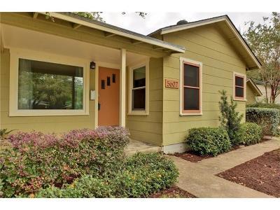 Single Family Home For Sale: 5607 Joe Sayers Ave