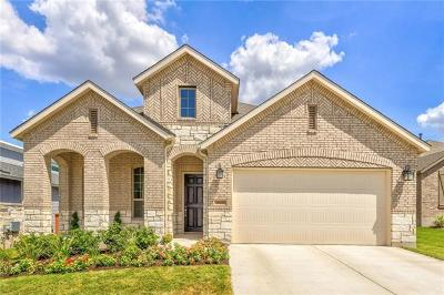 Manor Single Family Home For Sale: 11501 American Mustang Loop