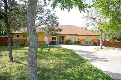 Cedar Creek Single Family Home Pending - Taking Backups: 190 Creekwood Trl