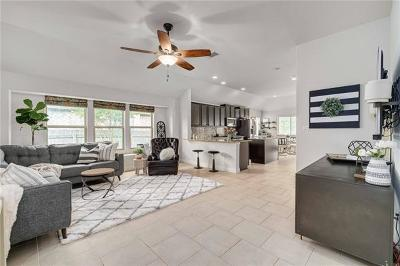 Buda Single Family Home For Sale: 190 Summer Vista Dr