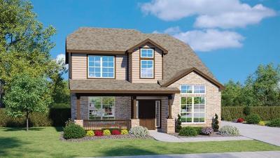 Single Family Home For Sale: 7201 Branrust Dr