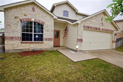 Killeen Single Family Home Pending - Taking Backups: 3308 Thunder Creek Dr