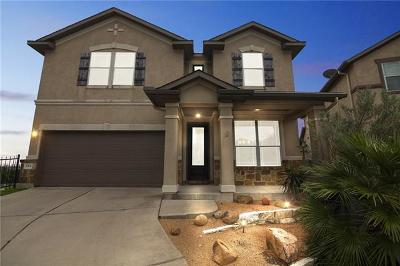 Hays County, Travis County, Williamson County Single Family Home For Sale: 7301 Morning Sunrise Cv #B-6