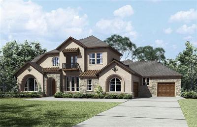 Single Family Home For Sale: 607 Serene Estates Dr