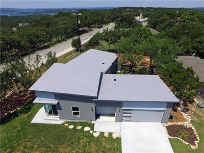 Lago Vista Single Family Home For Sale: 7900 Flintlock Cir