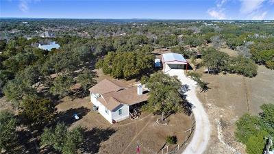 Dripping Springs Single Family Home For Sale: 210 Mystic Creek Dr