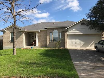 Austin Single Family Home Pending - Taking Backups: 5512 Catsby Ct