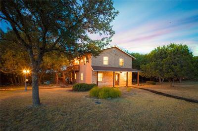 Canyon Lake Single Family Home Pending - Taking Backups: 1214 Dawnridge Dr