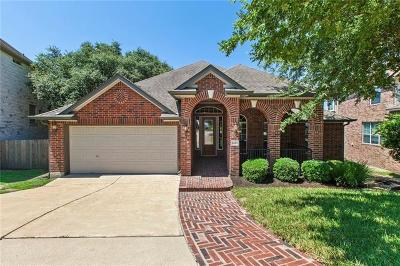 Travis County Single Family Home For Sale: 8213 Cobblestone