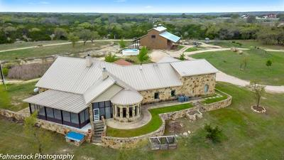Liberty Hill Farm For Sale: 1101 County Road 284