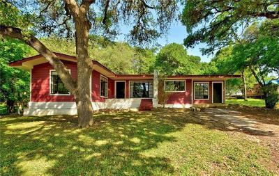 San Marcos Single Family Home Pending - Taking Backups: 133 E Hillcrest Dr