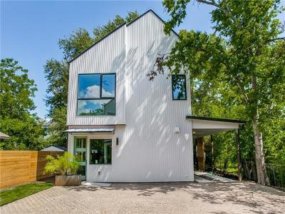 Travis County Single Family Home For Sale: 500 Franklin Blvd #B