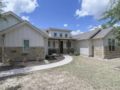 Dripping Springs Single Family Home For Sale: 9922 Little Creek Cir