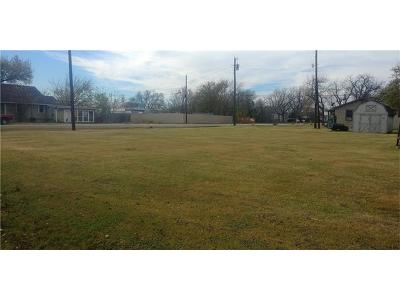 Taylor Residential Lots & Land For Sale: 311 Lizzie St