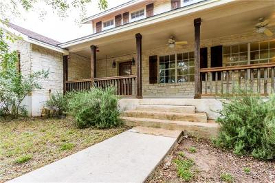 Dripping Springs TX Single Family Home For Sale: $489,500