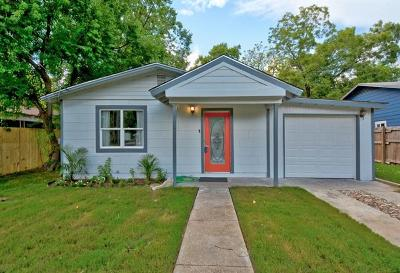 Travis County Single Family Home For Sale: 1126 Ebert Ave
