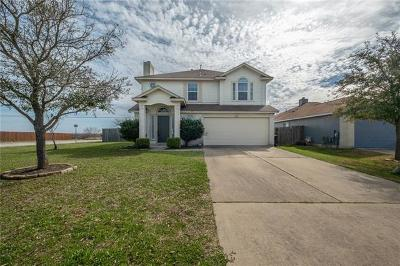 Hutto Single Family Home Pending - Taking Backups: 240 Dana Dr
