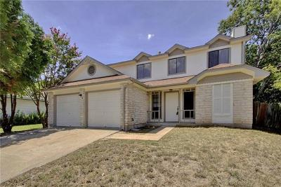 Travis County Single Family Home For Sale: 13202 Billiem Dr