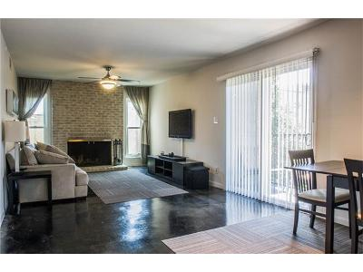 Travis County Condo/Townhouse For Sale: 3431 North Hills Dr #208