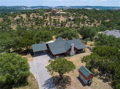 Spicewood Single Family Home For Sale: 4905 Creek Meadow Cv