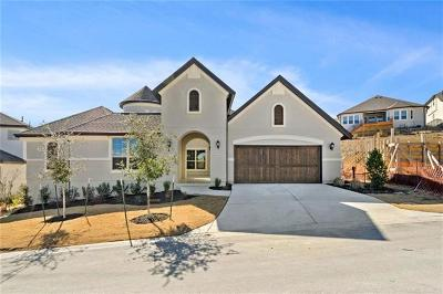 Leander Single Family Home For Sale: 3916 Piana Pl