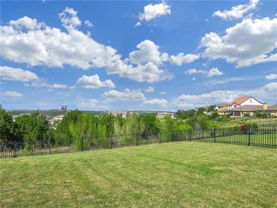 Austin Single Family Home Pending - Taking Backups: 7209 Lookout Bluff Ter #D-12
