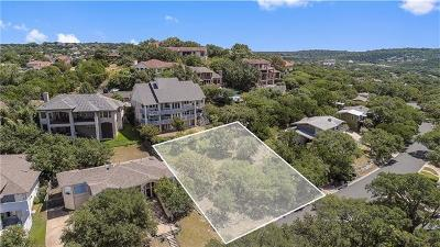 Austin TX Residential Lots & Land For Sale: $450,000