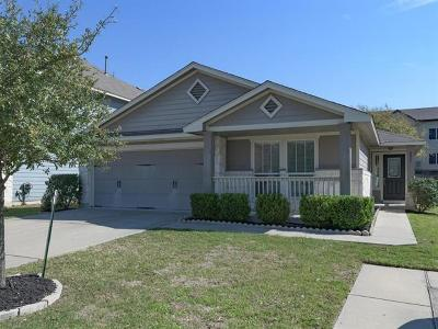 Austin Single Family Home For Sale: 8825 White Ibis Dr