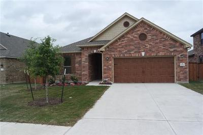 Single Family Home For Sale: 1640 Uhland Dr