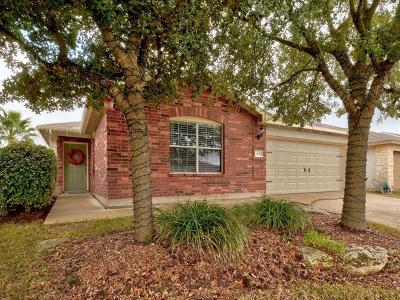 Manor Single Family Home For Sale: 12929 Carillon Way